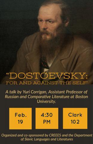 Dostoevsky Talk