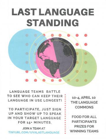 Last Language Standing