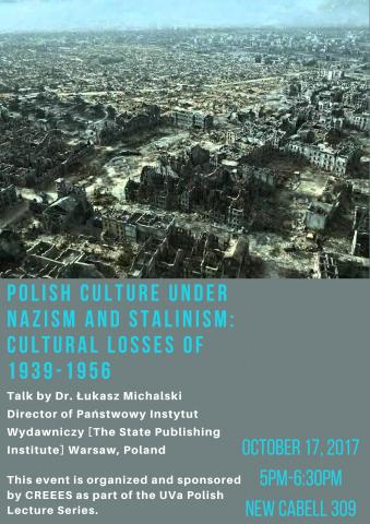 Polish Culture Under Nazism and Stalinism