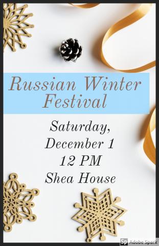 Russian Winder Festival