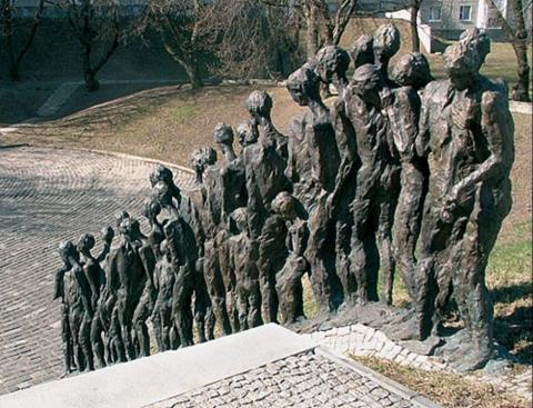The Pit Memorial, Minsk